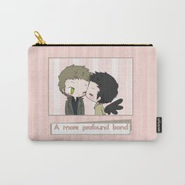 A more profound bond Carry-All Pouch