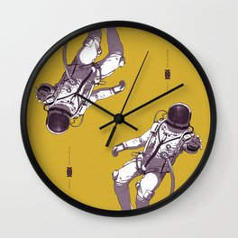 NEED FOR TRANSCENDENCE Wall Clock