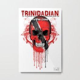 To The Core Collection: Trinidad & Tobago Metal Print