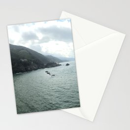 Monterosso Landscape Panorama Stationery Cards