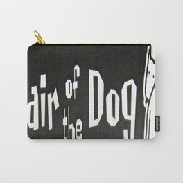 Gone to the Dogs Carry-All Pouch