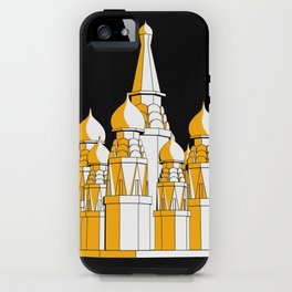 (Saint Basil's) Cathedral iPhone Case