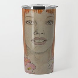 Leeloo Dallas Multi-Pass Travel Mug