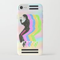 thrones iPhone & iPod Cases featuring You know I fell by Laura Nadeszhda