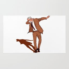 Jeremy Corbyn Labour 2017 DAB ON Dance Rug