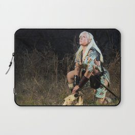 The Ravisher movie poster by Cameron Cox Laptop Sleeve