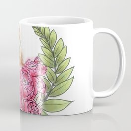 Fox in Bloom Coffee Mug
