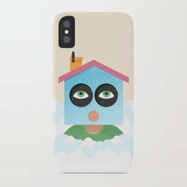 House of Birds iPhone Case