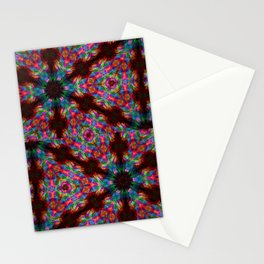 Through The Looking Glass 8 Stationery Cards