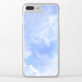 Heavens Clear iPhone Case