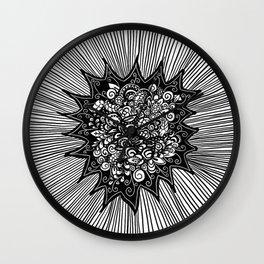 Dandiburst Wall Clock