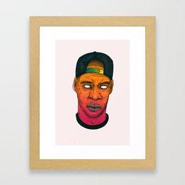 JAY-Z--Pop Art Framed Art Print