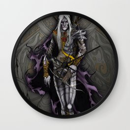 The Rebel Faction Wall Clock