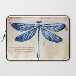 Science art insect art Laptop Sleeve