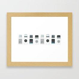 Essential Oils II Framed Art Print