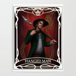 Hanged Man: Mat Cauthon Poster