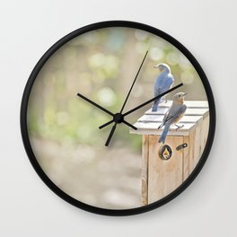 Nurture Wall Clock
