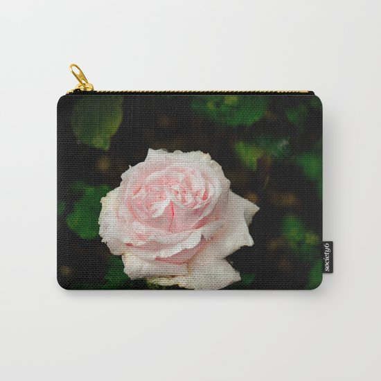 Rose twins with droplets Carry-All Pouch