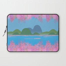 Sakura Isles Laptop Sleeve