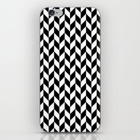 herringbone iPhone & iPod Skins featuring Herringbone. by ∞ ♡ ☮