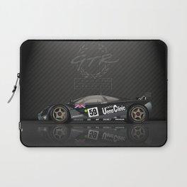 1995 Le Mans Winning McLaren F1 GTR #01R Laptop Sleeve