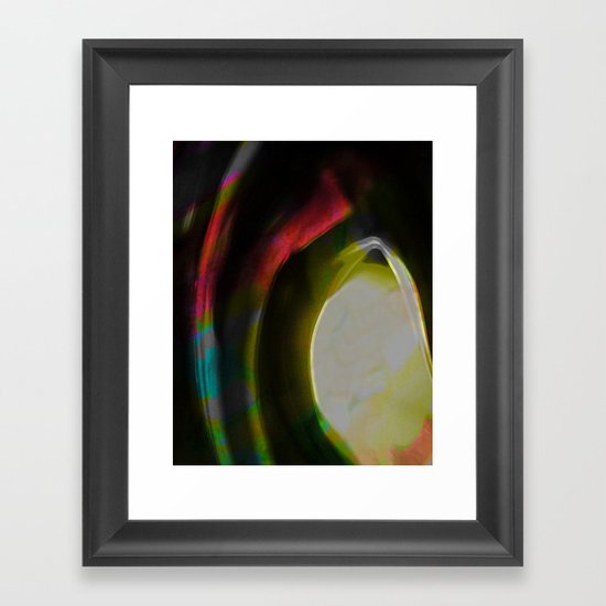 The Cavern Framed Art Print