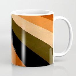 Autumn Stripes Coffee Mug