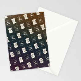 FORTUNE PATTERN Stationery Cards