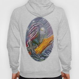 Siren of the storm Hoody
