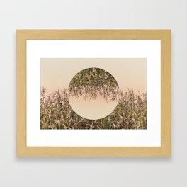 on the other side Framed Art Print