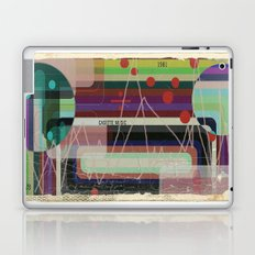 Casette Music 1981 Laptop & iPad Skin