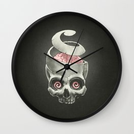 Open Your Mind! Wall Clock