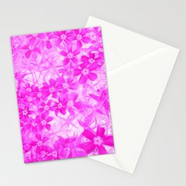 Flower | Flowers | Pink Flox Stationery Cards