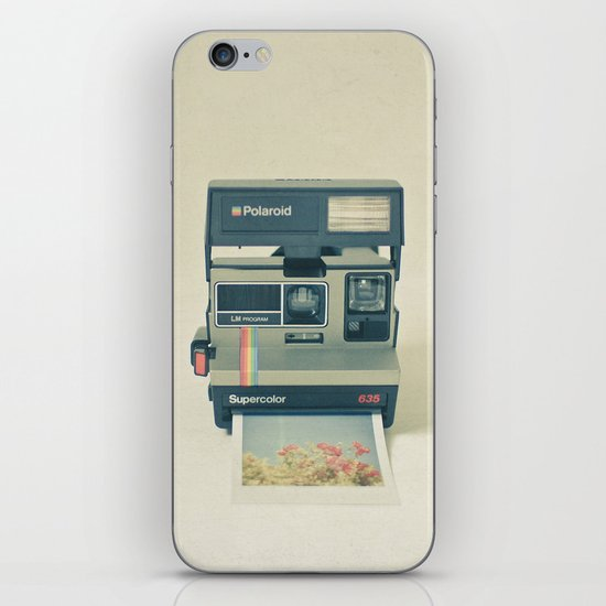 Instant Dreams iPhone & iPod Skin