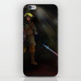 Hero of Hyrule iPhone Skin