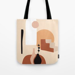 Abstract Elements 18 Tote Bag