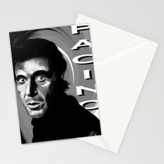 Al Pacino Stationery Cards