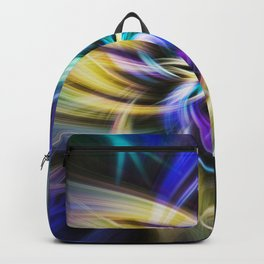 Caribbean Escape Twirl Backpack