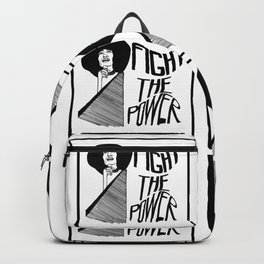 Fight the Power: Angela Davis Backpack