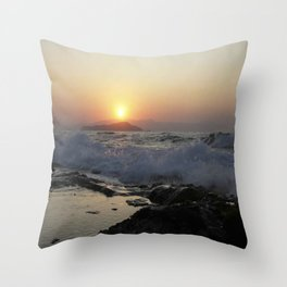 Crete, Greece 5 Throw Pillow