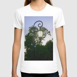 Sunset Lamppost T-shirt