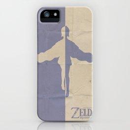 The Legend of Zelda: Skyward Sword iPhone Case