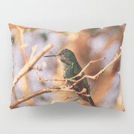 Bird - Photography Paper Effect 004 Pillow Sham