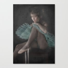 Dancer3 Canvas Print