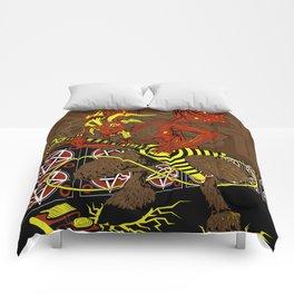 BAPHOMET IS MY BASSIST Comforters