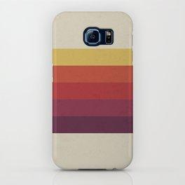 Retro Video Cassette Color Palette iPhone Case