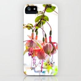 Hanging in Garden iPhone Case