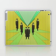spies are everywhere Laptop & iPad Skin
