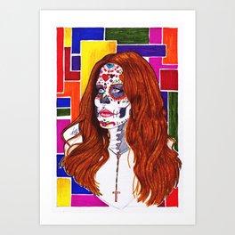 Tropico Art Print
