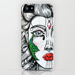 lqr iPhone Case